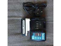 REDUCED PRICE !Makita 14.4 Li-ion battery and charger New