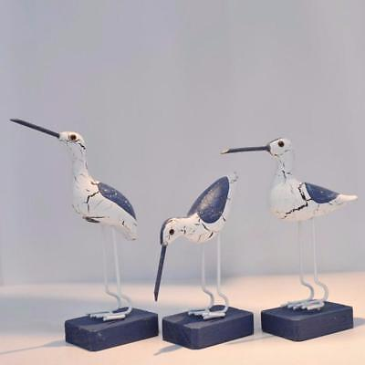 autical Theme Party Decorative SEAGULL Desktop Ornament (Nautical-theme Party Dekorationen)