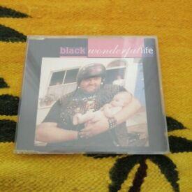 Black CD Single 1994 Wonderful Life