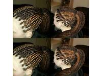 Afro Caribbean, European, Asian and African hair services in coventry