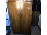 Antique Wardrobe Small & Attractive