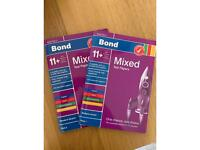Bond 11 plus Mixed Test Papers Pack 1 & 2