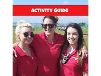Outdoor Activity Supervisor - Mersey Games Stag & Hen Company - It's A Knockout
