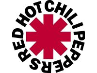 4 x Tickets for Red Hot Chili Peppers 5th December 02 Arena Greenwich London