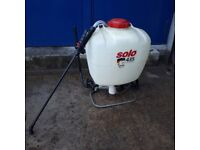 Pump Backpack Sprayer