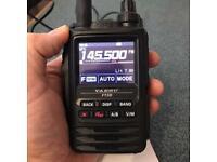 YAESU FT-3D Ham Radio
