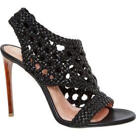 NEW RolandMouret leather sandals