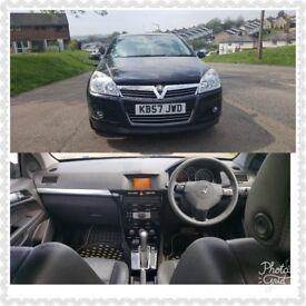 VAUXHALL ASTRA 1.8 5 DR AUTOMATIC,1 YEAR MOT,GENUINE VERY LOW MILEAGE,LEATHER SEATS,VERY GOOD DRIVE