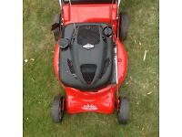 Rover lawnmower 18 inch cut fully serviced very good condition