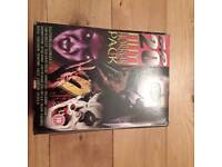DVD box set horror films 20 pack