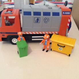 PLAYMOBIL DUST CART