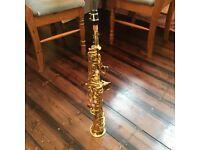 Soprano saxophone | Saxophone for Sale - Gumtree