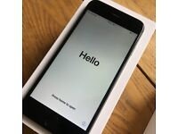 iPhone 6 Space Grey, 16GB, great condition. COMES WITH BOX, CABLE, CHARGER