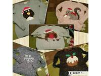 Christmas Jumpers For Sale - See Description