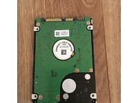 750 GB laptop hard drive