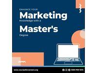 MSc International Marketing - Starting January 2022