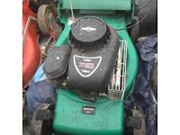 Qualcast push mower