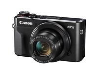 **WANT** G7X MARK II