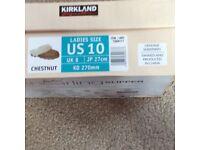 Kirkland Ladies Shearling Slippers