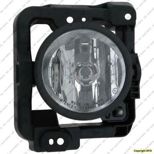 Fog Light Driver Side High Quality Acura TSX 2009-2010