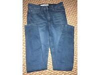 Asos denim jeans size W26 L32