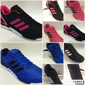 ZX Flux Unbranded Lightweight trainers