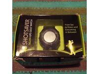 Shot saver GPS golf watch