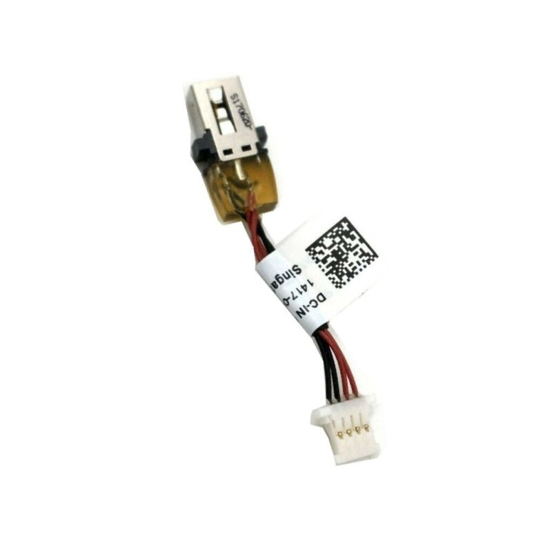 For Acer Spin 3 Sp315-51-79nt Dc Power Jack Cable Replacement Oem 1417-00er000