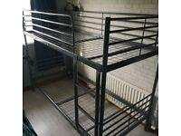 metal bunk bed IKEA svaerta