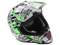 LS2 MX437.21 Fast Glitch Motocross Helmet