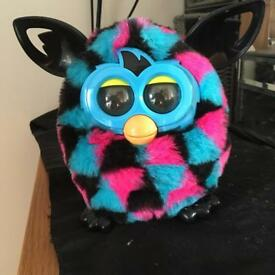 Furby! 'Talks' to other furbys!