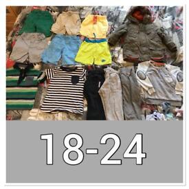 Boys 18-24 bundle