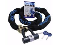 OXFORD CHAIN AND LOCK 1.0M