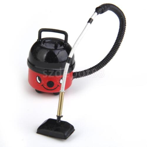 Modern Plastic Vacuum Cleaner 1:12 Dolls House Miniature Furniture Accessory