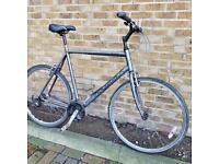 Ridgeback XL frame hybrid bike