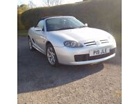 Mg TF 1.8 Convertible ONLY 45 k miles