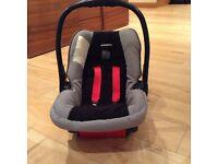 Porsche Baby Seat