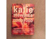 Vintage Cook Book. Katie Stewart Good Food