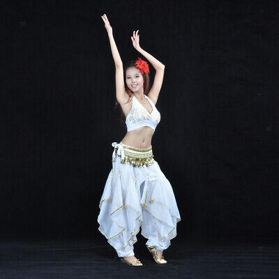 Belly Dance Dancer Dancing Harem - Ladies Belly Dance Harem Pants Dancer Rotating Dance Pants Bloomers Costumes