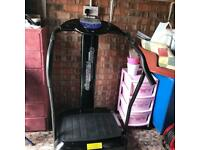 Crazy fit wobble machine