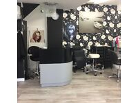 Established unisex hair salon for sale