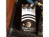 Earthquaker devices Ghost Echo guitar pedal - pristine !