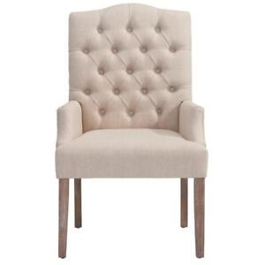 Beige Accent Chair Sale-WO 7652 (BD-2583)