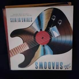 Shadows string of hits