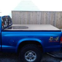 Truxport tonneau cover for 2000's Dodge Dakota