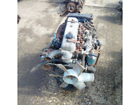 Toyota Dyna 300/BU30 / Landcruiser BJ40 / B 3000cc diesel engine and gearbox.