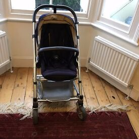 Urbo 2 Dark Navy Buggy and Accessories