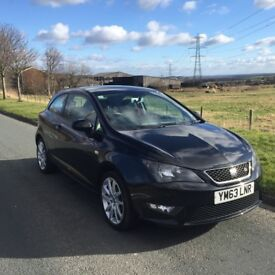 SEAT IBIZA FR 2014, 12 MONTH MOT, Low Mileage, 3 Door Hatchback, Immaculate Inside & Out