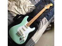 Fender 50's Strat Surf Green