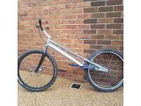 "Trials bike 26"", Custom built, 8.5kg, TrialTech, Echo, Rockman, Breath, Tensile, Hope, Because."